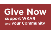 Give Now - Support WKKAR and Your Community